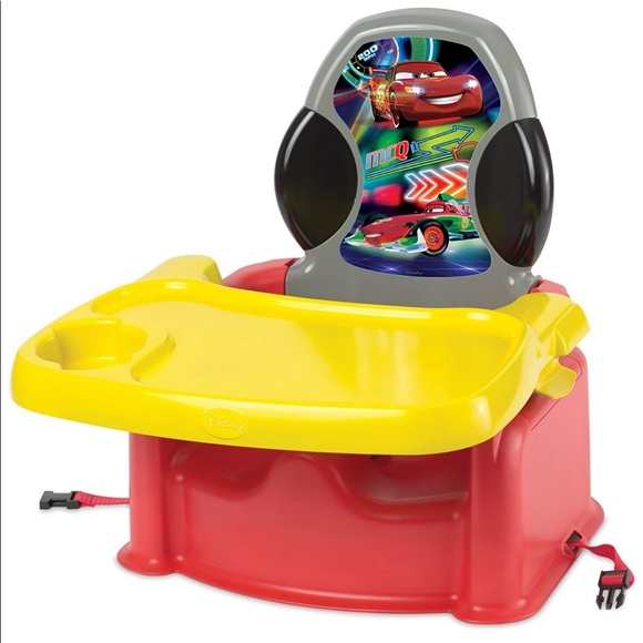 Disney Booster Seat, Pixar Cars